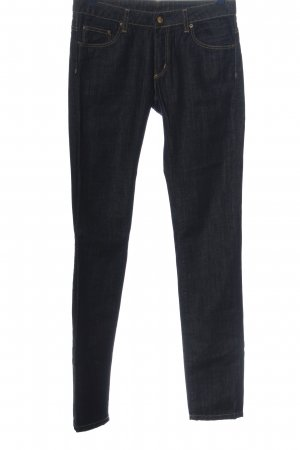 Carhartt Straight-Leg Jeans hellgrau Casual-Look