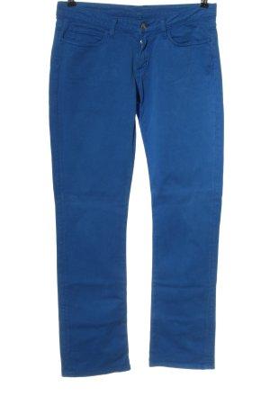 Carhartt Jeans coupe-droite bleu style décontracté