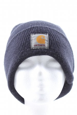Carhartt Knitted Hat blue casual look