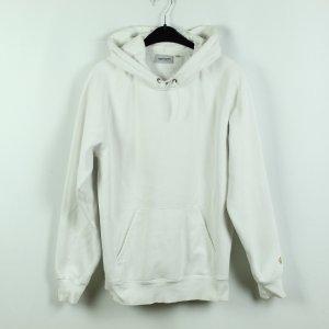 Carhartt Hooded Sweatshirt white