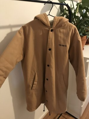 Carhartt Hooded Coat beige