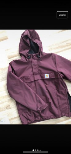 Carhartt Hooded Coat carmine