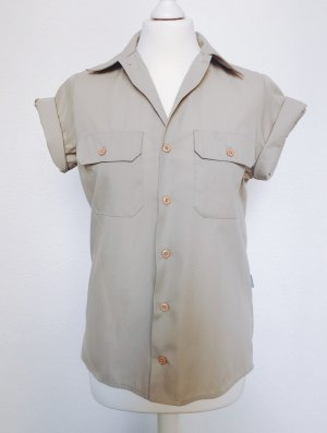 Carhartt Chemise à manches courtes brun sable polyester