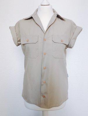 Carhartt Camicia a maniche corte sabbia Poliestere