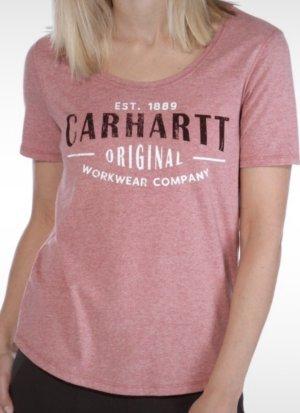 Carhartt Workwear Women T-Shirt - Neu