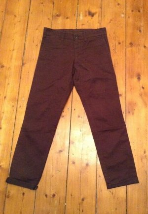 Carhartt Baggy Pants brown-brown red
