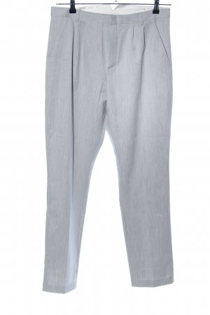 Carin Wester Suit Trouser light grey flecked business style