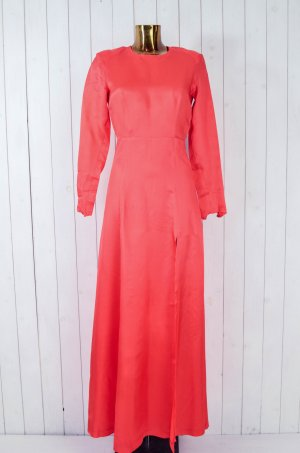 Carin Wester Evening Dress bright red-red viscose