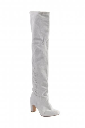 Carin Wester knee boots pale blue