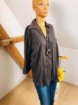 Carina tolle Stretch Bluse Gr 48