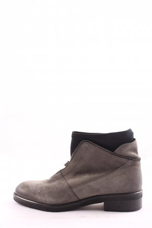 carinii Ankle Boots hellgrau Casual-Look