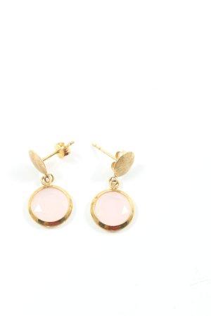 Carissima Boucles d'oreille en or doré style décontracté