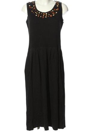 Carla Fasini Midi Dress black casual look