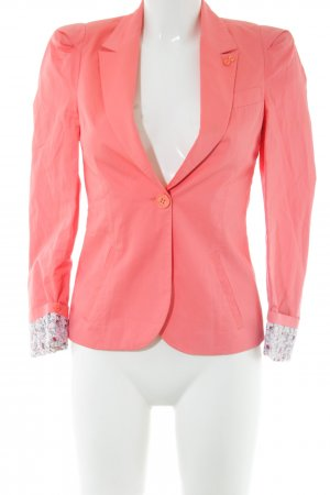 Carla Kurz-Blazer pink Casual-Look