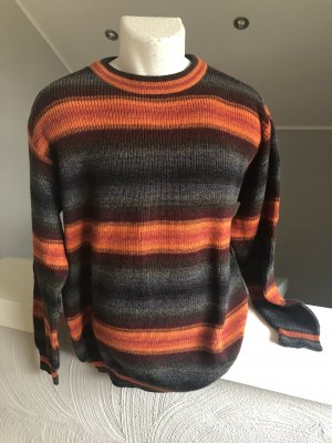 Carlo Colucci Crewneck Sweater multicolored