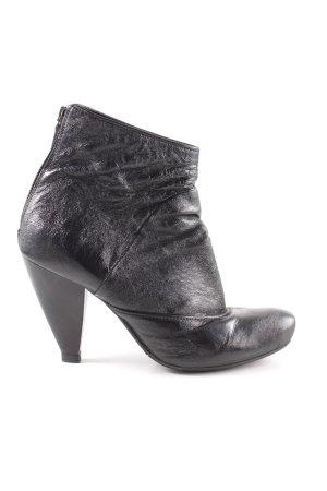 Carlo Pazolini Booties schwarz Street-Fashion-Look