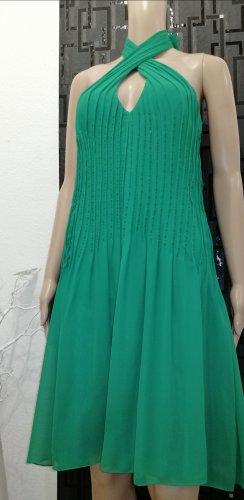 CARLO PIGNATELLI Evening Dress forest green polyester