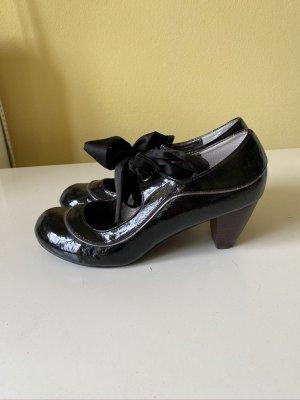 Carvela Mary Jane Pumps black leather