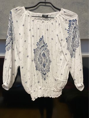 Page one Young Blusa tipo Carmen multicolor