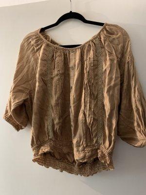 Carmen Shirt camel