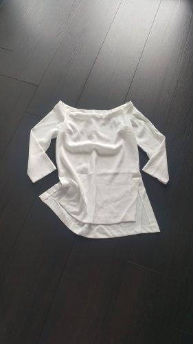 Tara jarmon Blusa a tunica bianco
