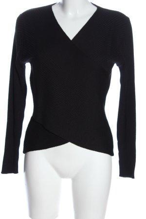Carmen G. V-Ausschnitt-Pullover