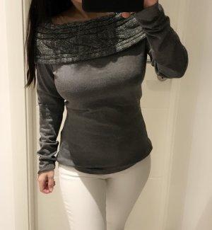 Melrose Maglione dolcevita grigio