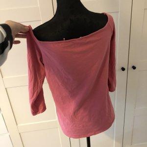 Esprit Camisa tipo Carmen rosa