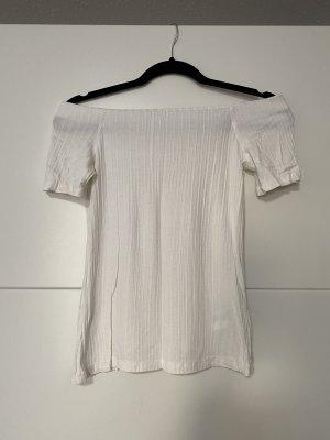 H&M Carmen shirt veelkleurig