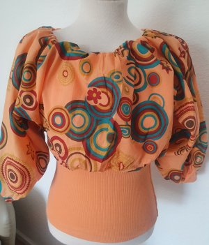 Carmen Shirt multicolored