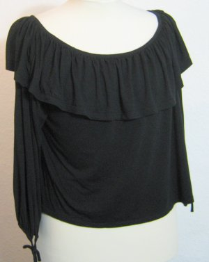 Atmosphere Carmen Shirt black