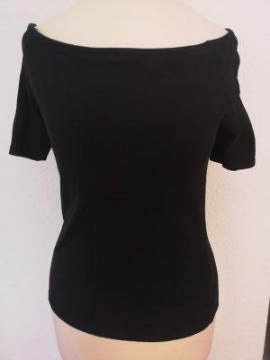 Carmen Shirt mit besonderen Schultern