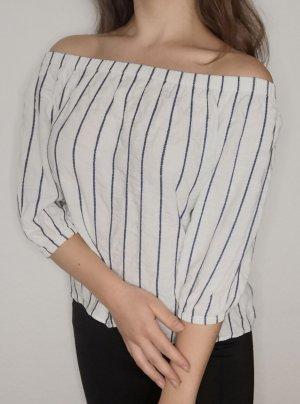 Carmen Shirt Streifen