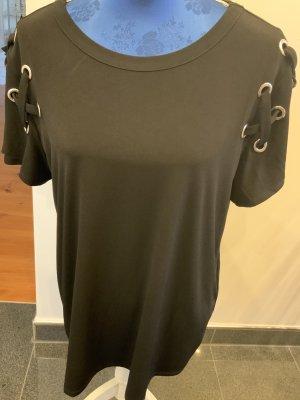 Carmen T-Shirt Gr. XL Schwarz