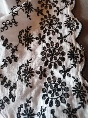 H&M Koszula typu carmen biały