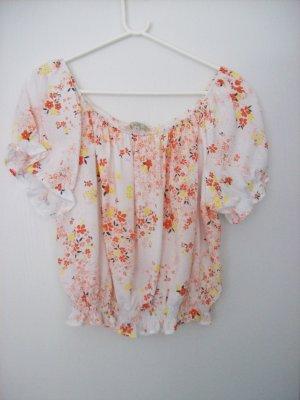 C&A Clockhouse Carmen blouse veelkleurig