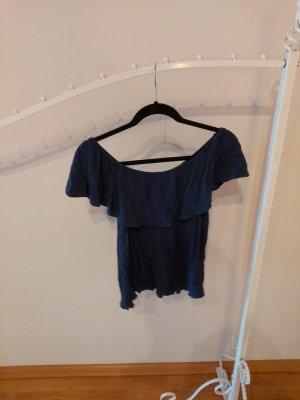 Primark Carmen blouse blauw