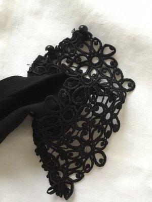 Camisa tipo Carmen negro