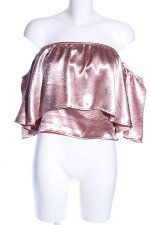 Carmen Shirt pink extravagant style