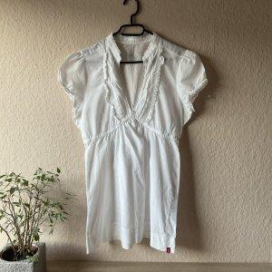 edc Koszula typu carmen biały