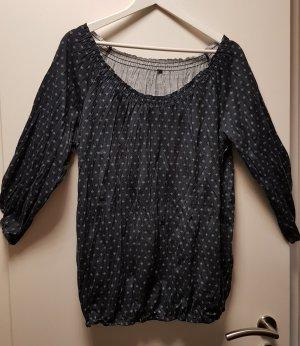 Carmenshirt von Takko Fashion