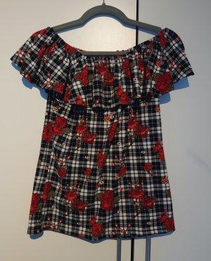 mister*lady Carmen Shirt multicolored