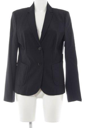 Carnabys Korte blazer donkerblauw zakelijke stijl