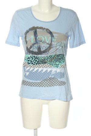 Carnabys Shirt met print prints met een thema casual uitstraling