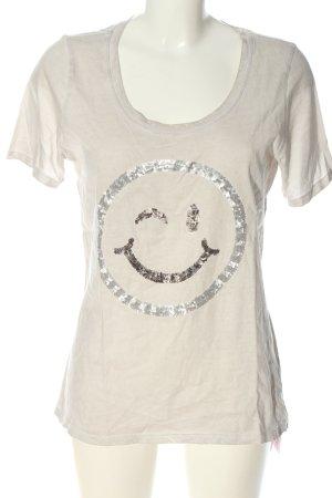 Carnabys T-shirt prints met een thema casual uitstraling