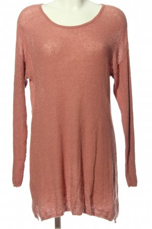 Carnabys Długi sweter nude W stylu casual