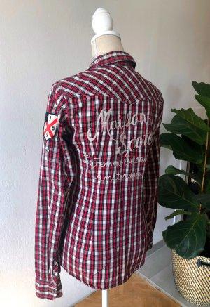 Caro Hemd Rot