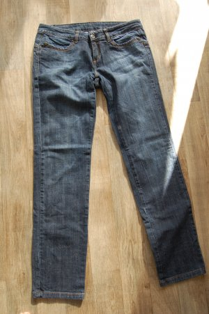 Caro Jeans long modell Alex blau 42