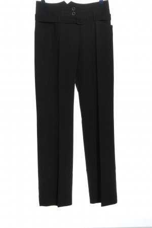 Caro Jersey Pants black casual look