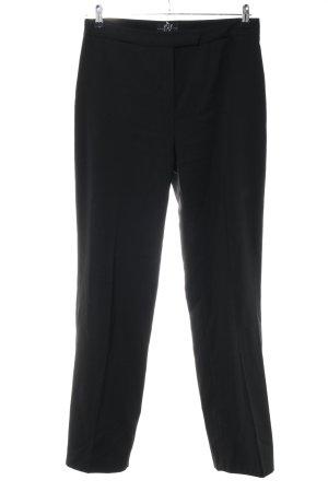 carolin vanity Pantalon zwart zakelijke stijl